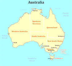 map of australia with cities and states map of australia and capital cities map australia capital