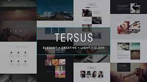 free muse template tersus business portfolio parallax muse template website
