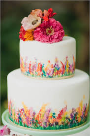 floral packed garden wedding ideas colorful weddings white
