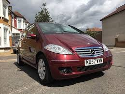 mercedes a class history mercedes a class a160 automatic diesel special edition