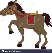 Horse Saddle by Horse Saddle Cartoon Vector Illustration Stock Vector Art