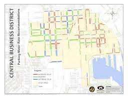 University Of Chicago Hospital Map by Parking Meters Parking Authority