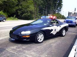 police camaro camaro legends tour tom henry chervrolet
