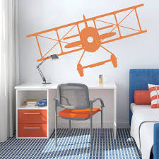 Plane Themed Bedroom by Sky Collection Wall Decals Wall Decor And Art Prints