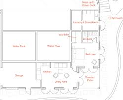 Deck Floor Plan by Jamdown Villa Bequia Villa Rental St Vincent U0026 The Grenadines
