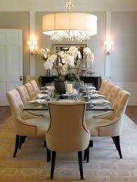 House Of Turquoise Harper Construction I Have These Chairs Great - Traditional dining room chandeliers