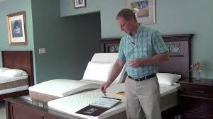 Leggett And Platt Adjustable Bed Frame S Cape Adjustable Bed By Leggett U0026 Platt Youtube
