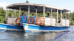 Boat House Chunnambar Boat House Pondicherry India Youtube