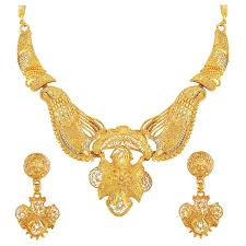 gold plated choker necklace images 280 asmitta fancy filigiree design gold plated choker style jpg