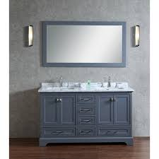 55 Inch Bathroom Vanities by Birch Lane Stockbridge 56 Inch Bathroom Vanity Inspiration Of 60