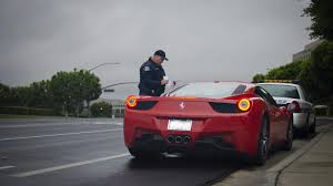 police ferrari new card helps disabled communicate with police in stressful