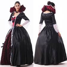 Halloween Clothes 2016 Halloween Costume Female Vampire Zombie Costume Halloween