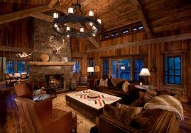 gorgeous log home with wrap around porch home design garden