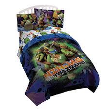 Ninja Turtle Bedding Teenage Mutant Ninja Turtles Bedding Amazon Ktactical Decoration