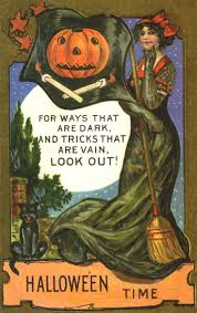 1699 best trick or treat vintage halloween images on pinterest