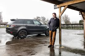 matte blue range rover range rover sport 2016 long term test review by car magazine