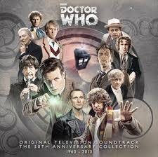 50th anniversary photo album doctor who the 50th anniversary collection