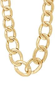 link necklace images Goossens paris oval link chain necklace barneys new york