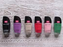 review of wet n wild u0027s wild shine nail color sparkleshinylove