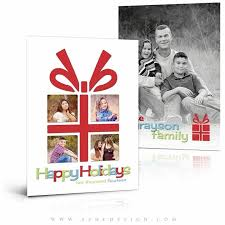 67 best holiday photoshop templates images on pinterest