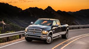 Dodge Truck Ram 3500 - 2016 ram 3500 limited crew cab dually diesel road test with photos