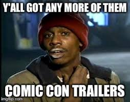 Comic Con Meme - how i feel after this weekend imgflip