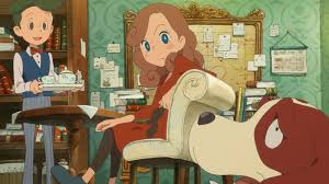 the wonderful mystery series professor layton makes a mostly