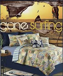 Surfer Comforter Sets Surfer Theme Bedroom Ideas Surf Theme Bedroom Surfing Theme