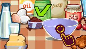 jeu de cuisine de noel jeu de desserts de noël jeu de gâteau jeux 2 cuisine