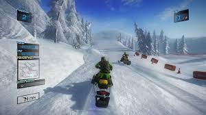 challenge ps3 ski doo snowmobile challenge user screenshot 13 for playstation