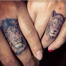 mens wedding ring tattoos designs best 25 wedding band