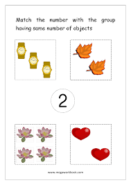 Number 2 Tracing Worksheet Free Math Worksheets Number Matching Megaworkbook
