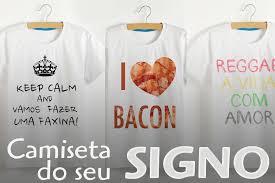 Famosos Qual a mensagem divertida da camiseta de cada signo? @GR57