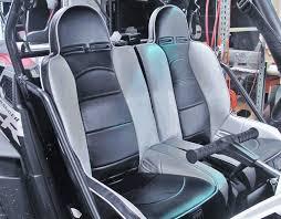 Custom Car Bench Seats Prp Custom 50 50 Front Bench Seat For Rzr 570 Rzr 800 Rzr S 800