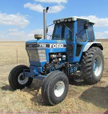 1991 ford 7710 tractor item h2216 sold april 23 ag equi