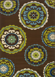 Green And Brown Area Rugs Lime Green And Brown Rug Roselawnlutheran