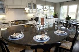 kitchen island ideas with seating circular kitchen island awesome semi circle kitchen island 870 580