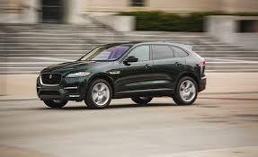 2017 jaguar f pace 35t test review car and driver