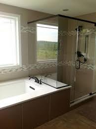 4 12 foot bathtubshower stupendous 4 1 2 foot bathtub surround 47