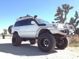 2015 land cruiser lifted get more lift for your lc100 extreme landcruiser toyota