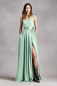 green wedding dresses mint green bridesmaid dresses gowns david s bridal