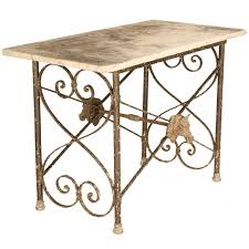 antique french butcher table 71 best french butcher tables and signs images on pinterest