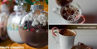 how to make cocoa mix ornaments diy crafts handimania