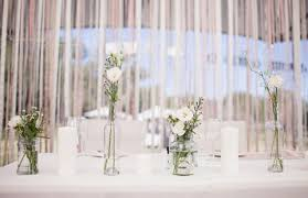 wedding backdrop uk it s all in the details ribbon backdrop thursday trend bloved