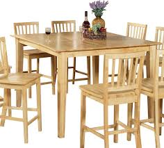 Light Oak Kitchen Table And Chairs Kitchen Table Sets Light Wood Luxury Steve Silver Branson Counter