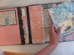 large scrapbook album large scrapbook not so mini album travel cruise graphic45