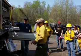 Wildfire Suppression Equipment by Photos Students Take Part In Wildland Firefighter Training