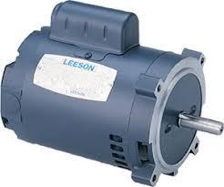 leeson single three phase ac pump motors distributors