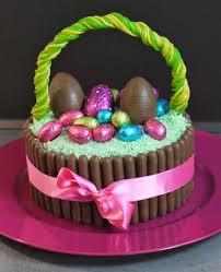 gateau d anniversaire herve cuisine gateau panier oeufs paques chocolat hervé cuisine et fashion cooking