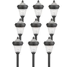 Solar Landscaping Lights Outdoor by Solar Landscape Lighting 1 Solar Light Replacement Ground Stakes